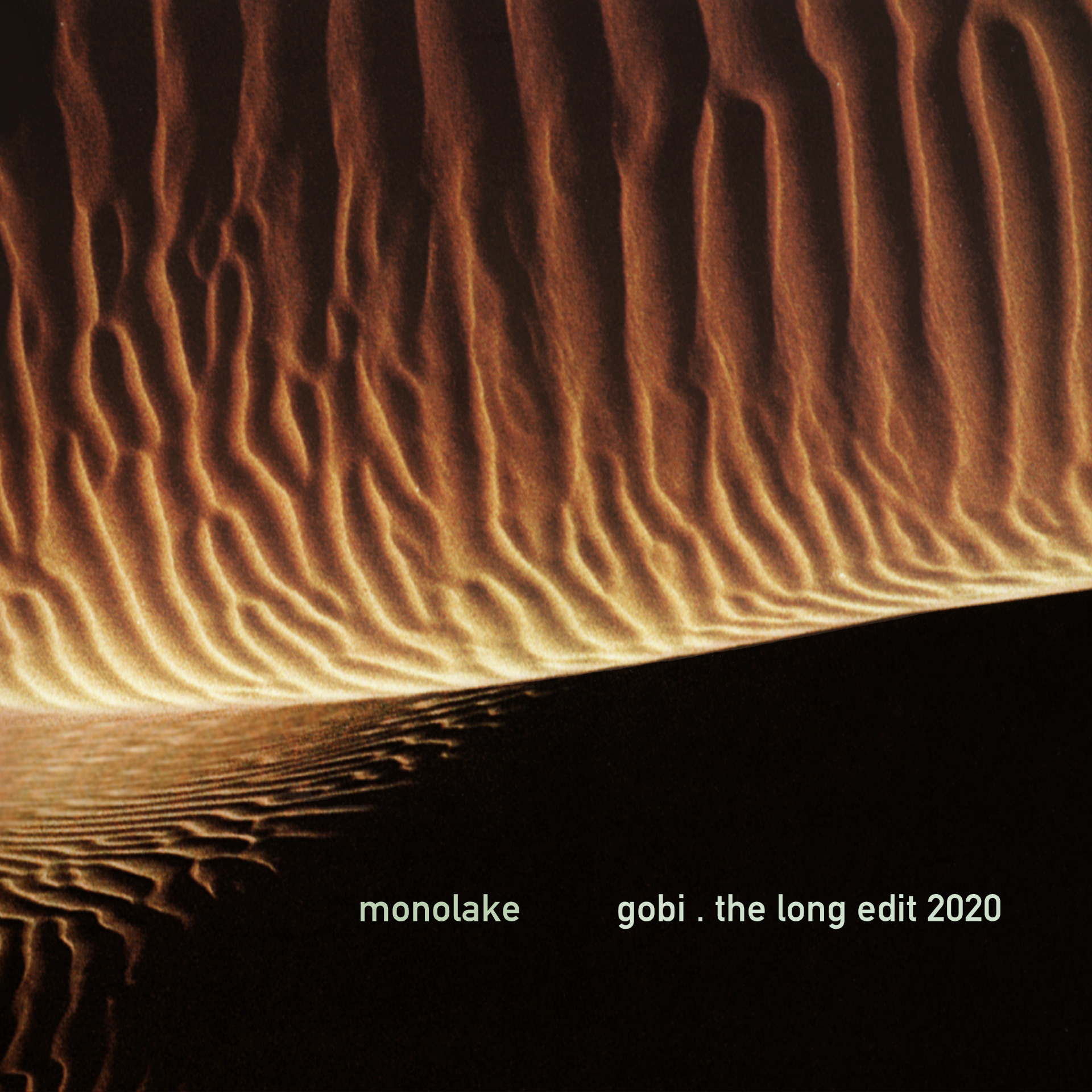 Monolake Gobi.The Long Edit 2020