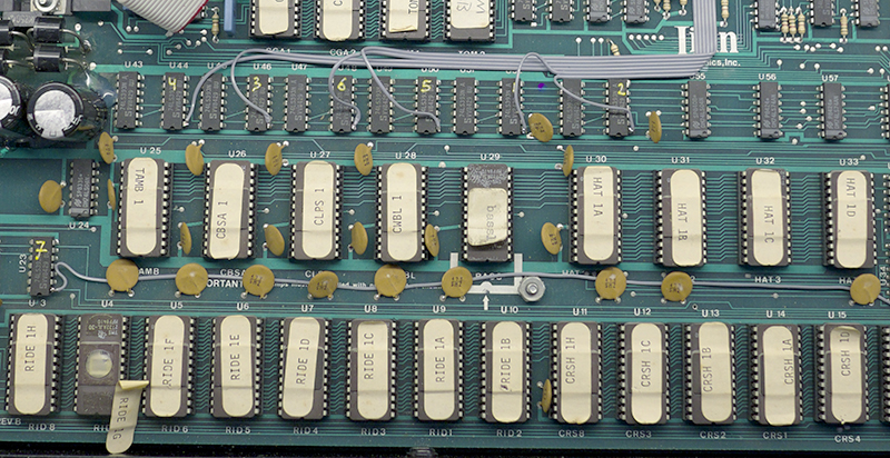 EPROMs in my linndrum